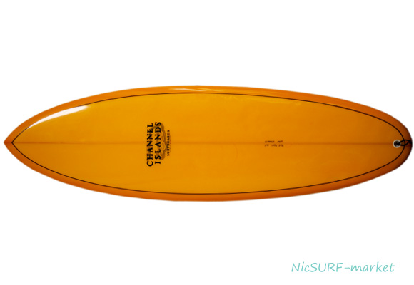 Channel Islands Surfboards MSF 中古ショートボード