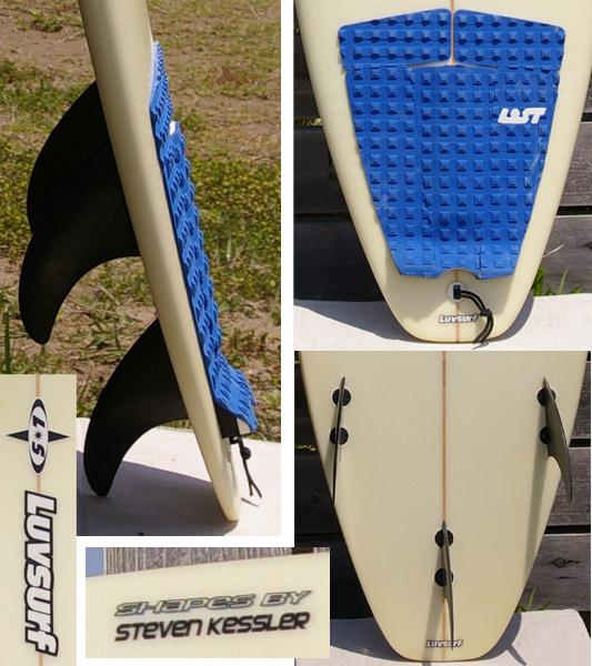 LUVSURF Steven Kessler ショートボード bno9629007c 詳細2