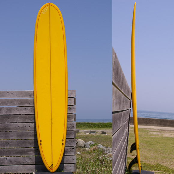 SAKURA SURF BOARDS ロングボード bno9629009a