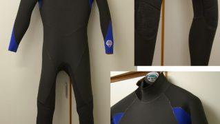 MAXIM/マキシム ウェットスーツ セミドライ bno9629059a