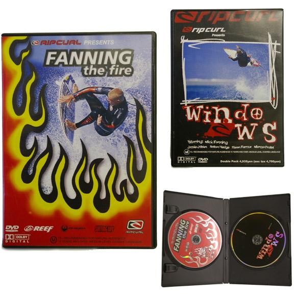 ファニング・ザ・ファイヤー DVD bno9629069a
