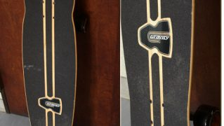 Gravity Skateboard 39 CARVE スケートボード bno9629070a