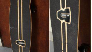 Gravity Skateboard 39 CARVE スケートボード bno9629070a