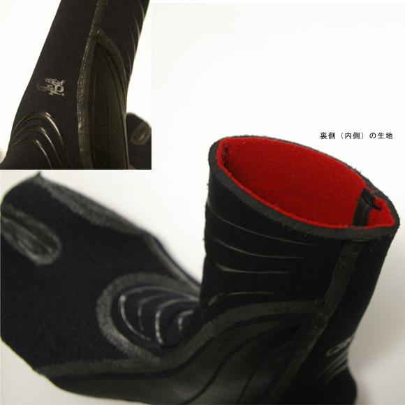 SURF GRIP サーフブーツ リア部 bno9629073b
