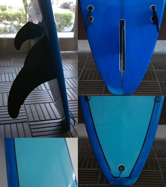 激安 ロングボード フィン・テール bno9629084c