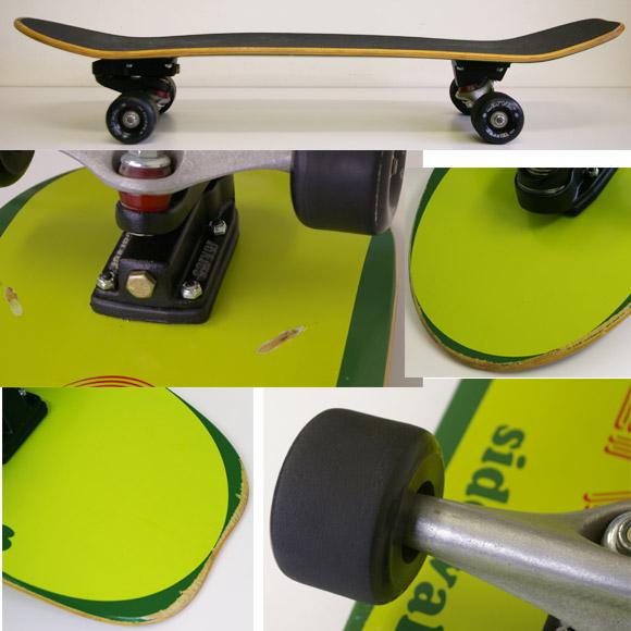 CARVER SIDEWALK33 スケートボード ウィール bno9629086b