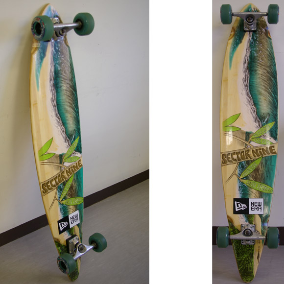 SECTOR 9 PIPELINEスケートボード bno9629094a