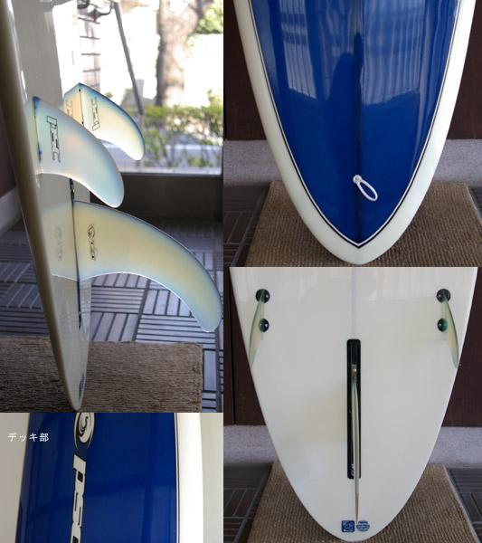PSC 中古ファンボード fin/tail bno9629128c