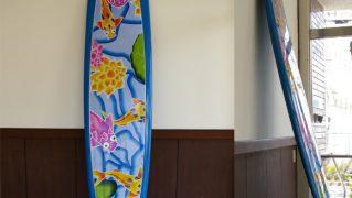 SURFDIVA Koi rider TUFLITE ロングボード bno9629130a