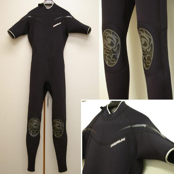 THE REALM シーガル 中古ウェットスーツ bno9629149a