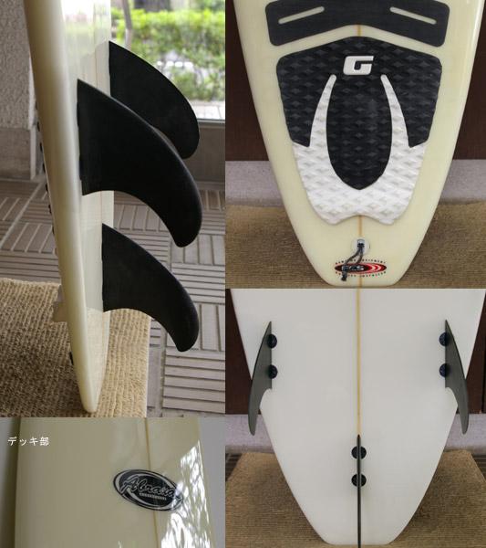 ABRAXAS 中古ファンボード fin/tail bno9629153c