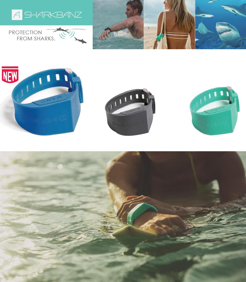 サメ対策 磁気バンド  sharkbanz
