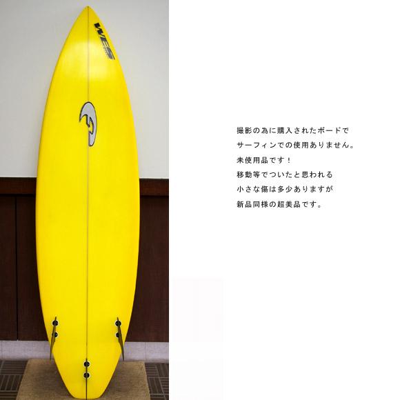 FADE 中古ショートボード botoom bno9629175b