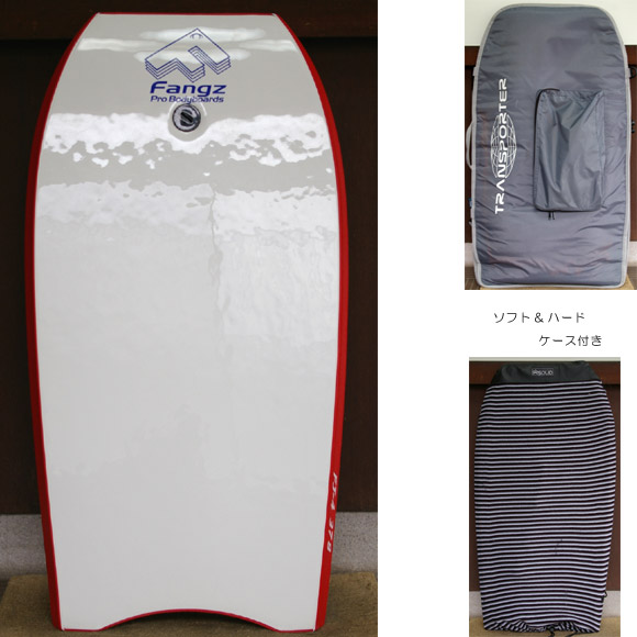 Fangz Pro Bodyboards FJ-4 bottom bno9629177b