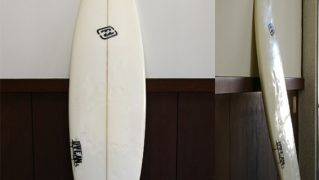 Billabong BJ-X(DEYLAN) 中古ショートボード bno9629199a