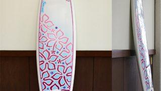NSP surfbetty エポキシ 中古ファンボード bno9629231a
