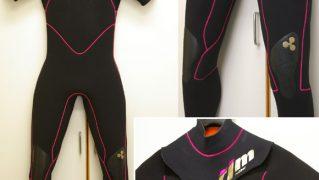 the rlm rubber シーガル 中古ウェットスーツ bno9629243a