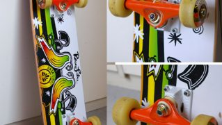 RASA LIBRE 中古スケートボード bno9629249a