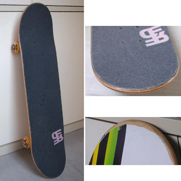 RASA LIBRE 中古スケートボード DECK bno9629249b