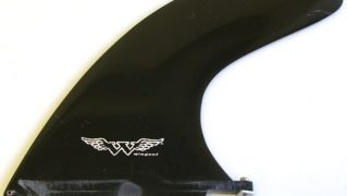 RAINBOW FIN (Wingnut) 中古センターフィン bno9629251a