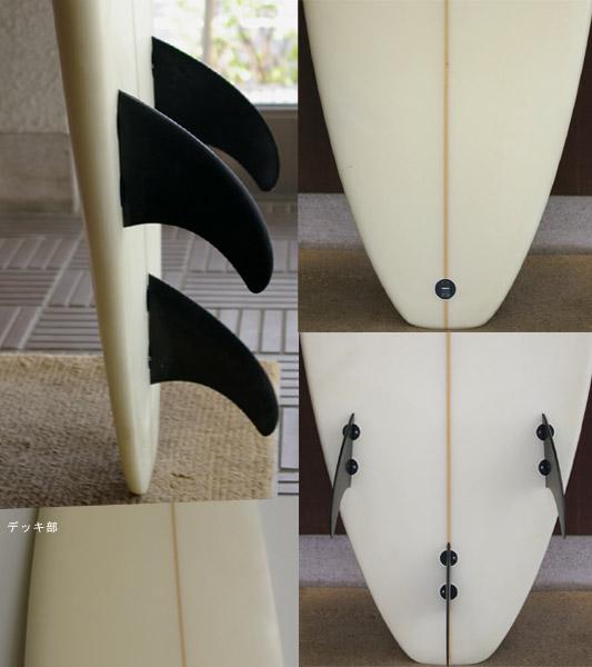 ビギナー向け ショートボード fin/tail bno9629260c