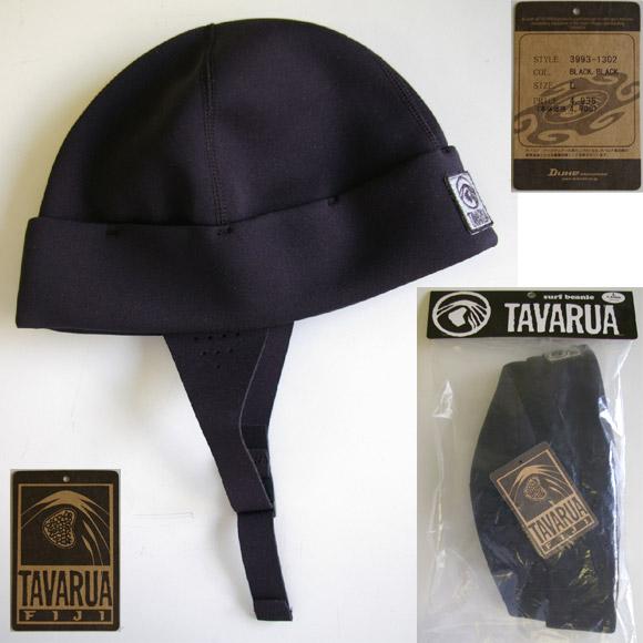 TAVARUA ウインタービーニー 中古サーフハット 付属品 bno9629262b