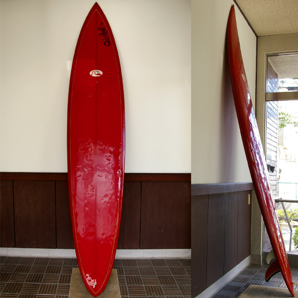 QUIKSILVER 中古ロングボード bno9629271a