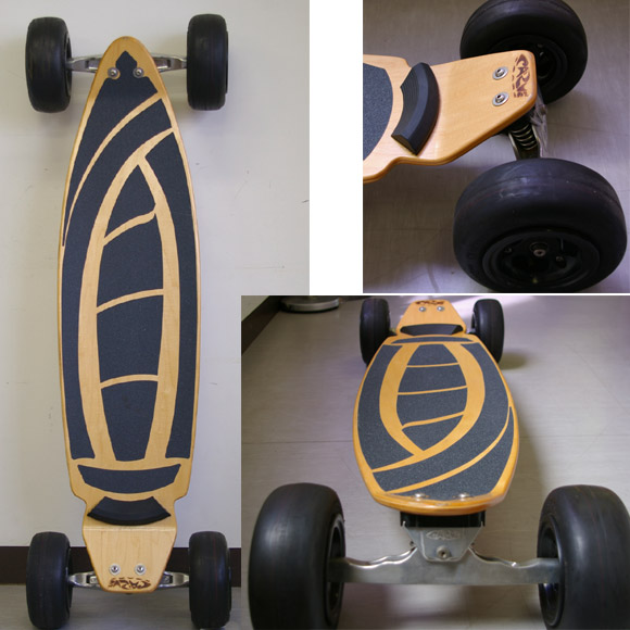 CARVE BOARD THE WAVE 中古スケートボード bno9629272a