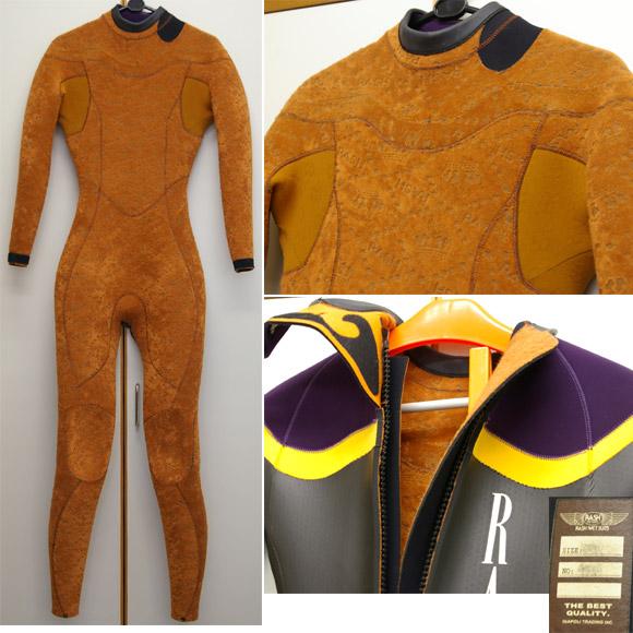 RASH セミドライ 中古ウェットスーツ detail bno9629291c