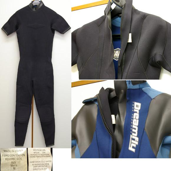 Dreamfly シーガル 中古ウェットスーツ detail bno9629296c