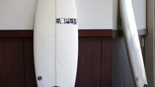 SUPER BRAND 5FIN 中古ショートボード bno9629300a