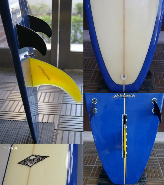 ABRAXAS 中古ロングボード fin/tail bno9629309c