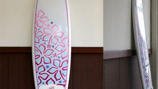 NSP surfbetty ファンボード6`8 bno9629373a