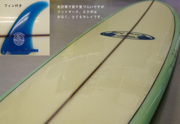 HPD DONALD TAKAYAMA DT4 中古 ロングボード deck-detail bno9629385e