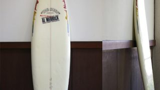 THE SURF アルメリック RETRO QUAD 中古ショートボード bno9629392a