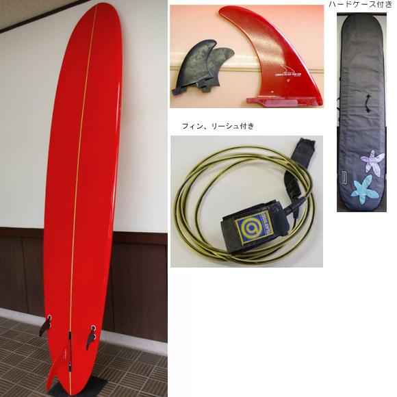 WAVE WADE 中古ロングボード bottom bno9629394b