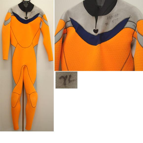 AEROQUIP フルスーツ 中古ウェットスーツ detail bno9629399c