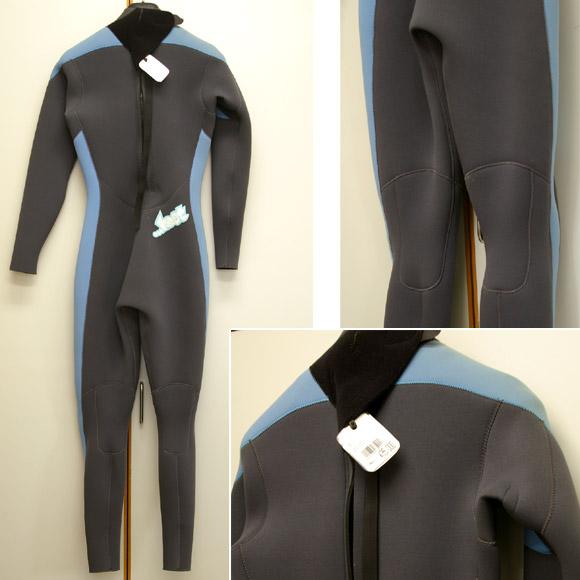 LOST 女性用フルスーツ 中古ウェットスーツ bottom bno9629402b