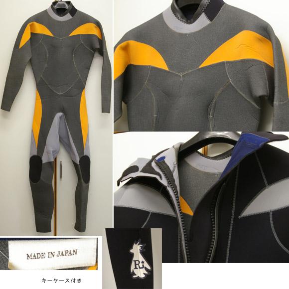 ROCK HOPPER 女性用フルスーツ 中古ウェットスーツ detail bno9629403c