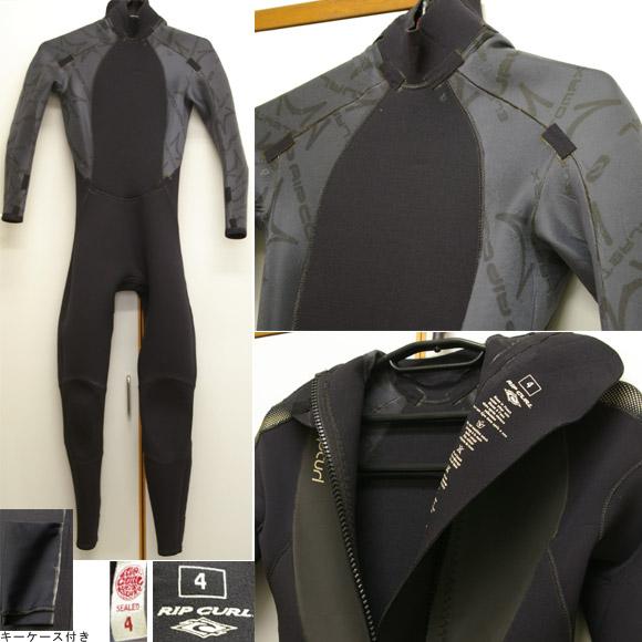 RIP CURL 女性用 フルスーツ 中古ウェットスーツ detail bno9629417c