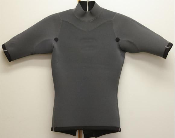 BILLABONG 半袖タッパー 中古ウェットスーツ detail bno9629423c