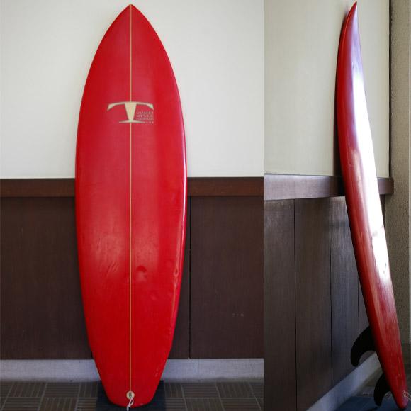 T-style 中古ショートボード bno9629447a