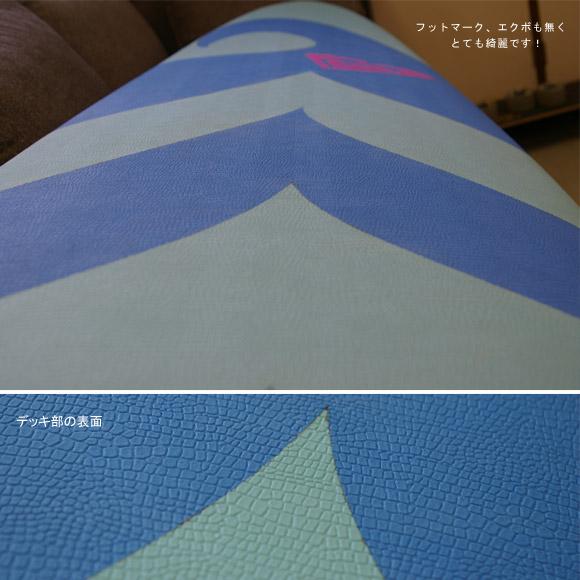 ROXY SOFTOP SWIRL 中古ファンボード deck-detail bno9629467e
