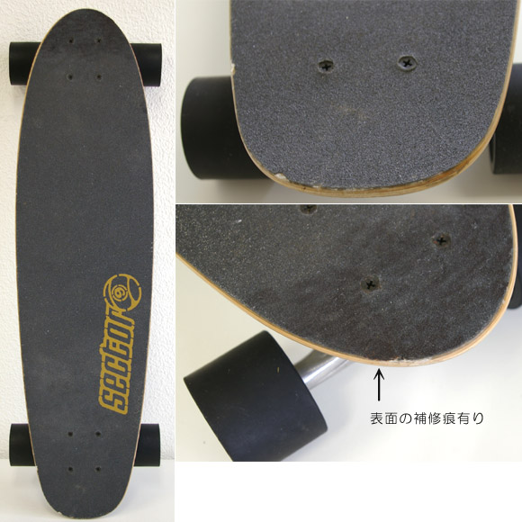 SECTOR9 CITY CRUSHER Complete 中古スケートボード deck bno9629478b