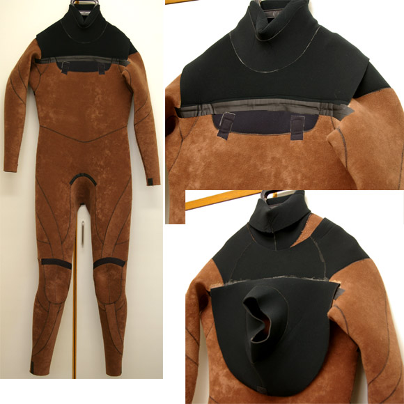 hi セミドライ 中古ウェットスーツ detail bno9629484c