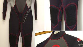 Pinnacle フルスーツ 中古ウェットスーツ bno9629501a