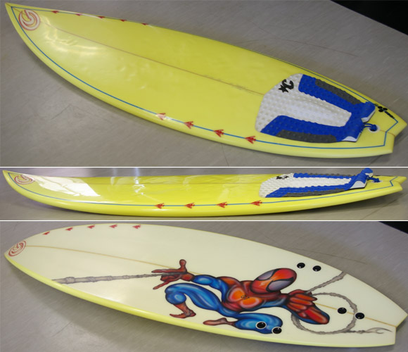GULL SURFBOARD 中古ショートボード condition bno9629508d