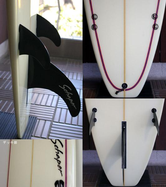 SCHAPER 中古ファンボード fin/tail bno9629516c