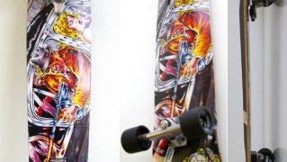 NICE SKATE AMERICA RIDE-2 中古スケートボード bno9629533a