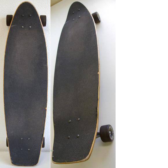 NICE SKATE AMERICA RIDE-2 中古スケートボード deck bno9629533b